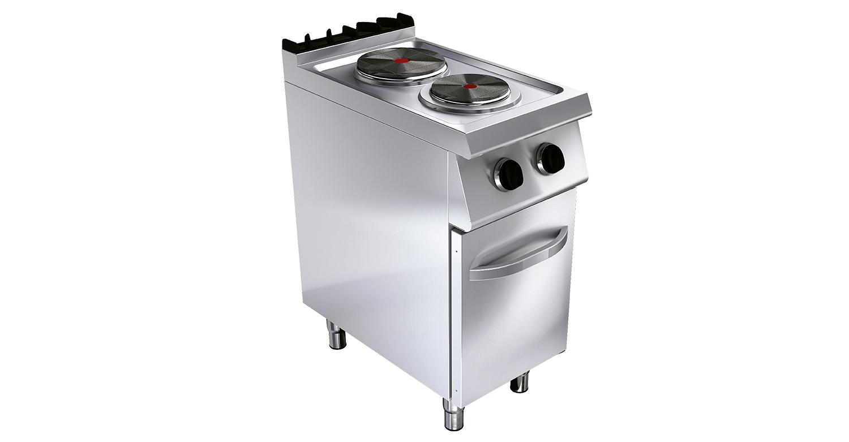 Cocina el ctrica ku g7k100e tedhinox - Cocina electrica media markt ...