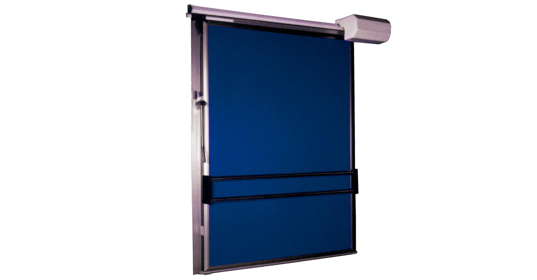 Puerta guillotina frigor fica tedhinox - Puerta corredera vista ...