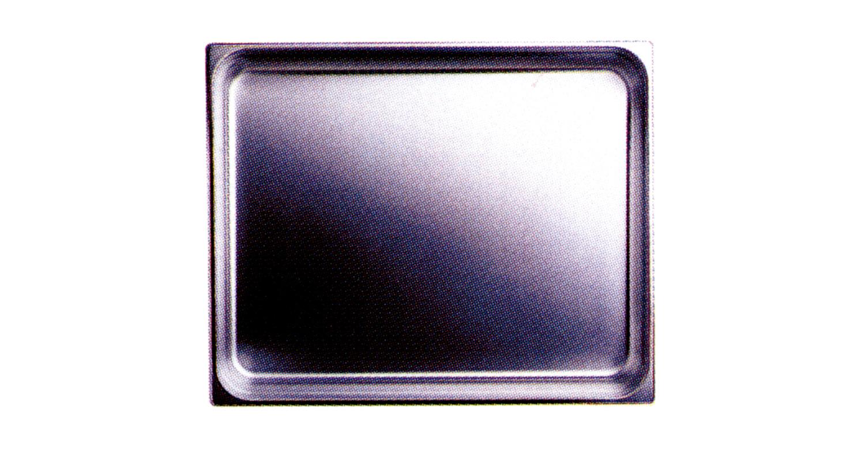 Cubeta GN en acero inoxidable, línea ECO [CG.2102]