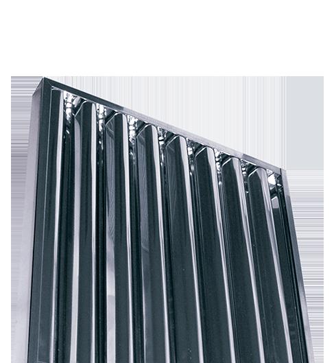 Campanas extractoras y filtros
