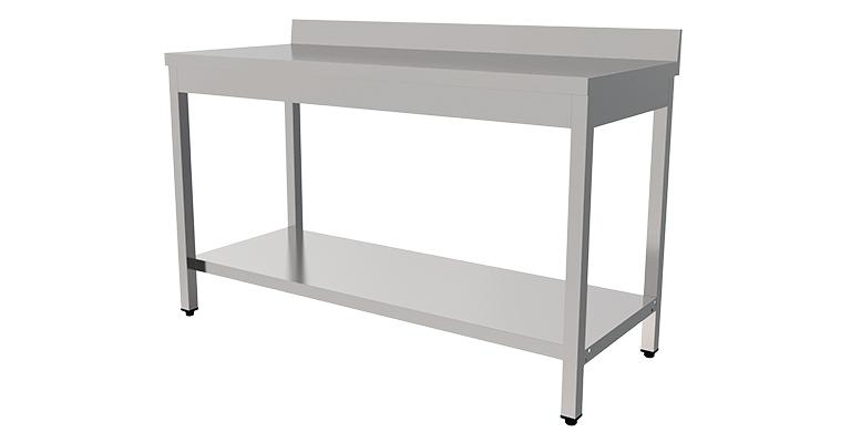 Mesa de trabajo desmontable [MMDE206/7]
